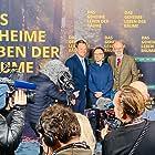 Jörg Adolph, Friederich Oetker, and Peter Wohlleben at an event for Das geheime Leben der Bäume (2020)