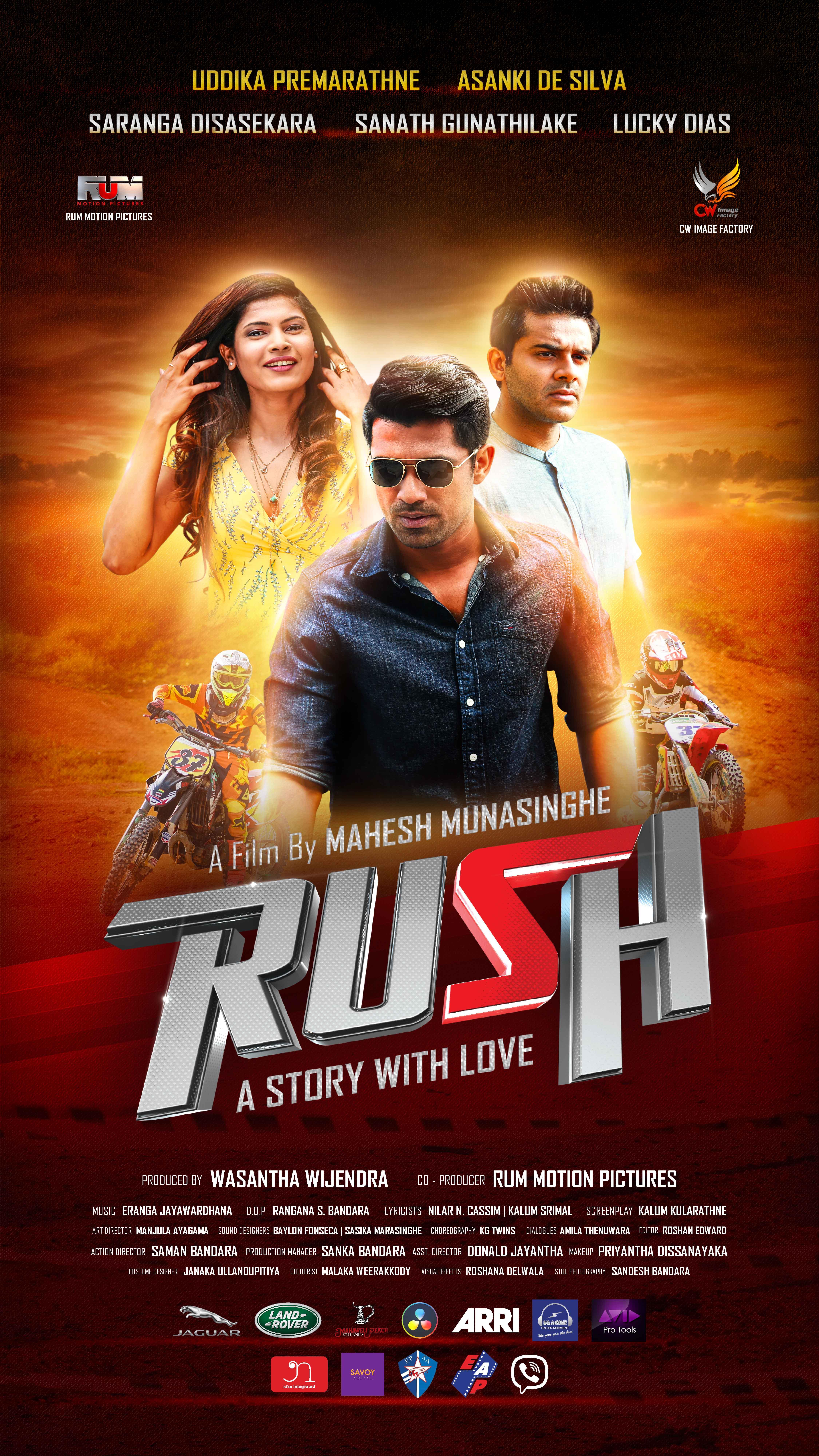 Rush 2019 Imdb
