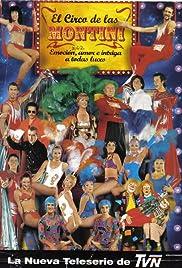 El circo de las Montini Poster