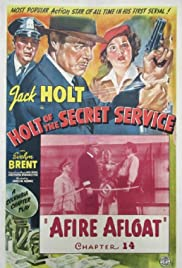 Holt of the Secret Service Poster