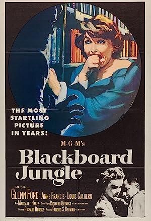 Where to stream Blackboard Jungle