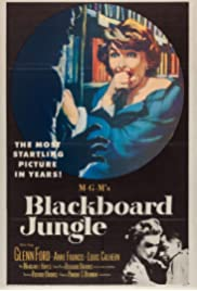 Download Blackboard Jungle (1955) Movie