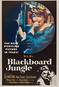 Mpeg adult movie downloads Blackboard Jungle by Martin Ritt [480i]