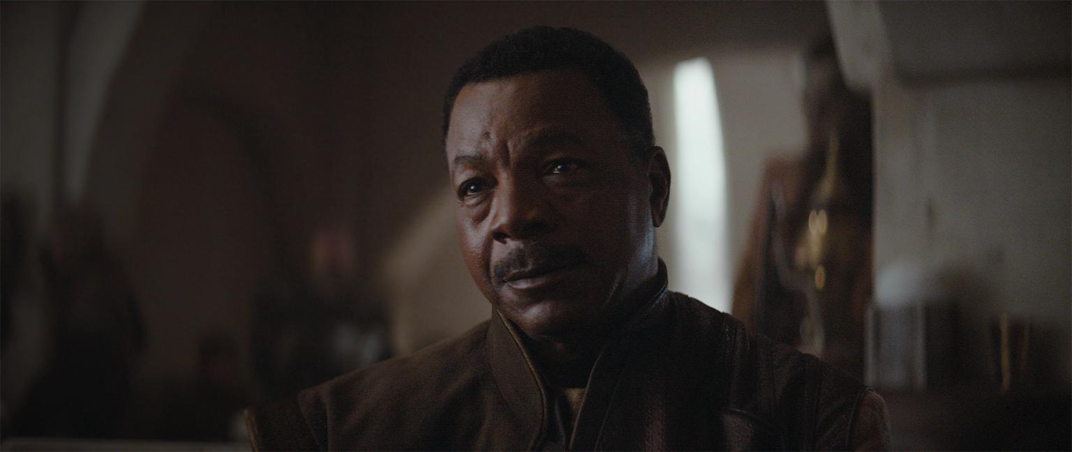 Carl Weathers in The Mandalorian (2019)