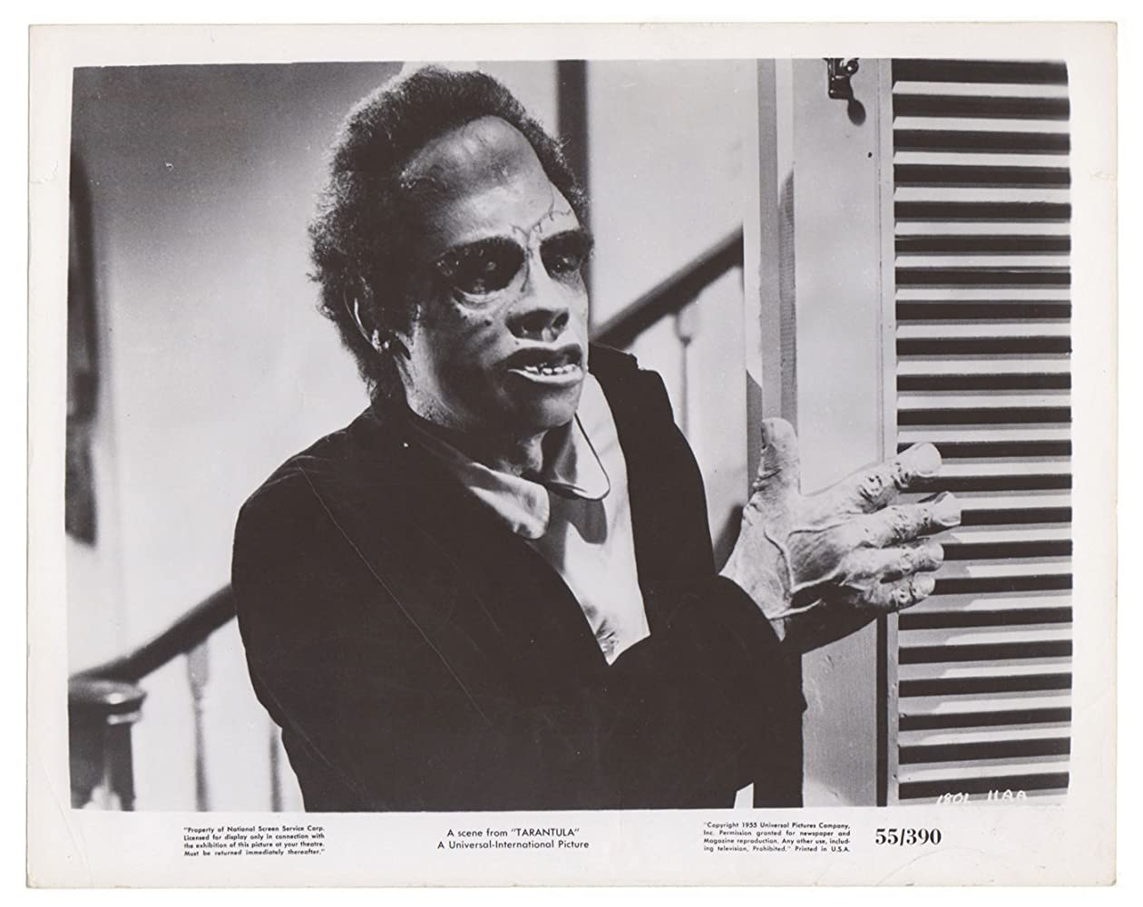 Eddie Parker in Tarantula (1955)