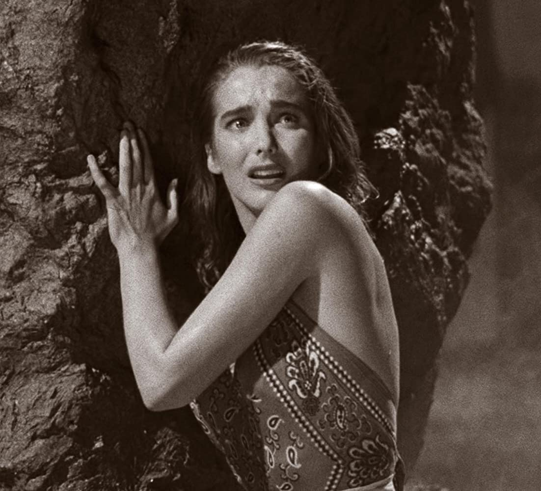 Julie Adams in Creature from the Black Lagoon (1954)