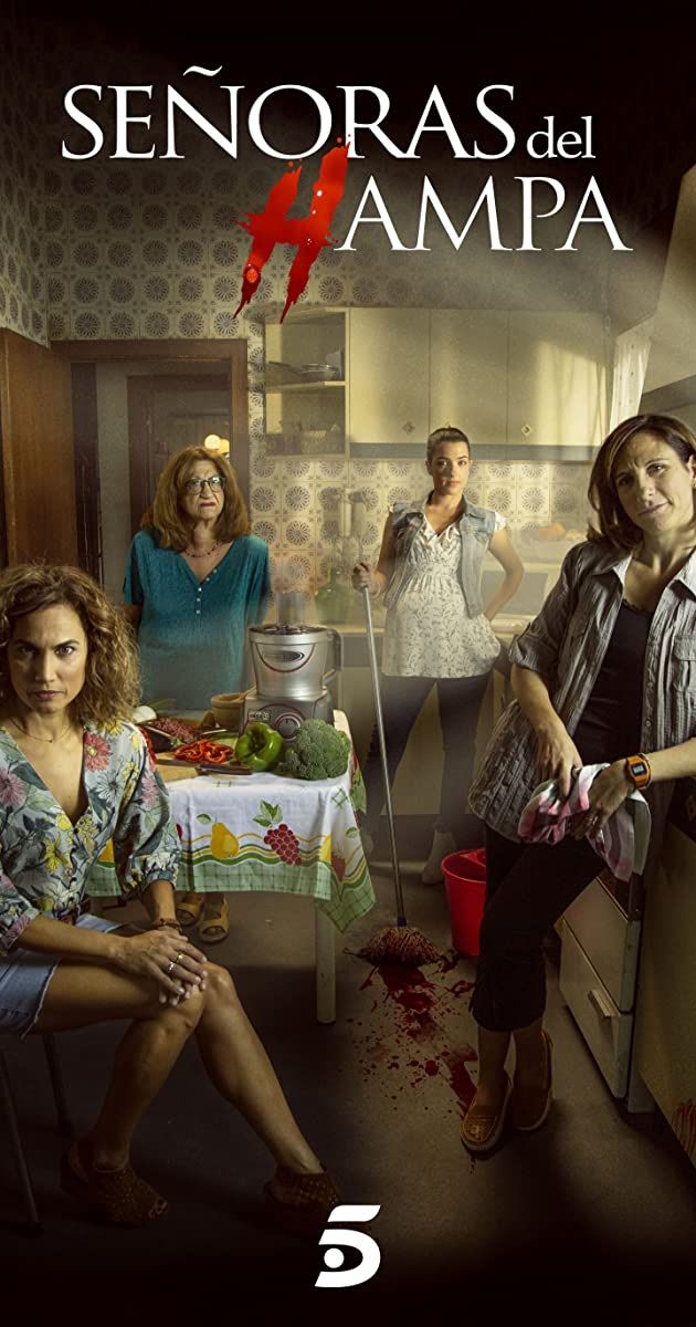 Download Señoras del (h)AMPA or watch streaming online complete episodes of  Season 2 in HD 720p 1080p using torrent