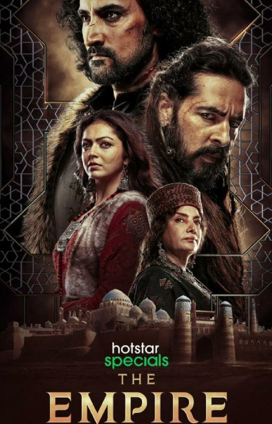 THE EMPIRE 2021 S01 Hindi Complete Hotstar Web Series 480p HDRip ESubs 850MB Download