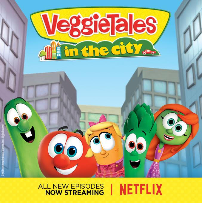 Veggie Tales in The City (Tv Series)