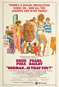 Norman... Is That You? (1977) Poster - Movie Forum, Cast, Reviews