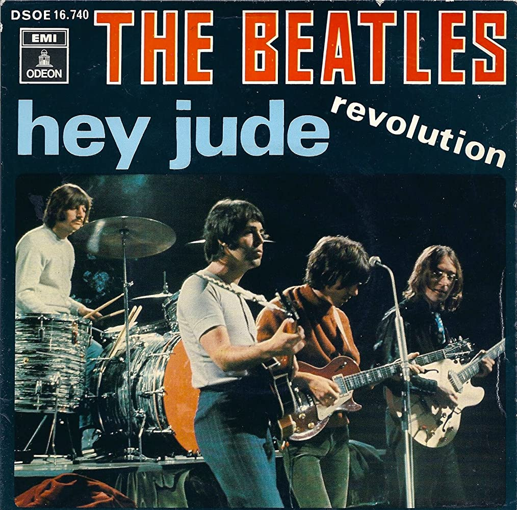 Image result for the beatles hey jude images