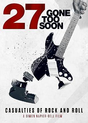 Movie 27: Gone Too Soon (2018)