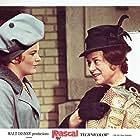 Elsa Lanchester and Pamela Toll in Rascal (1969)