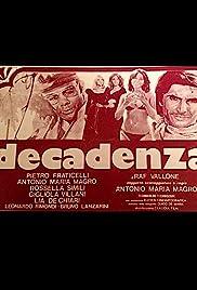 Decadenza Poster