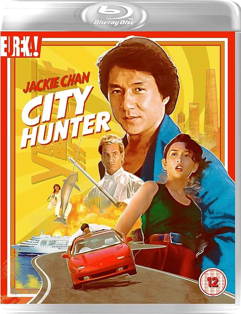 City Hunter (1993) Full Movie Watch Online on prmovies