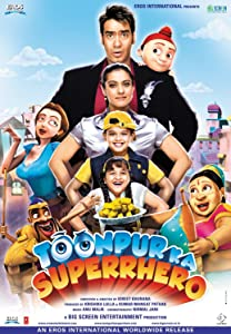 hindi Toonpur Ka Superrhero