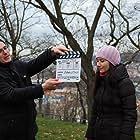 Michal Simek and Katka Etrychova in Navzdy spolu (2013)