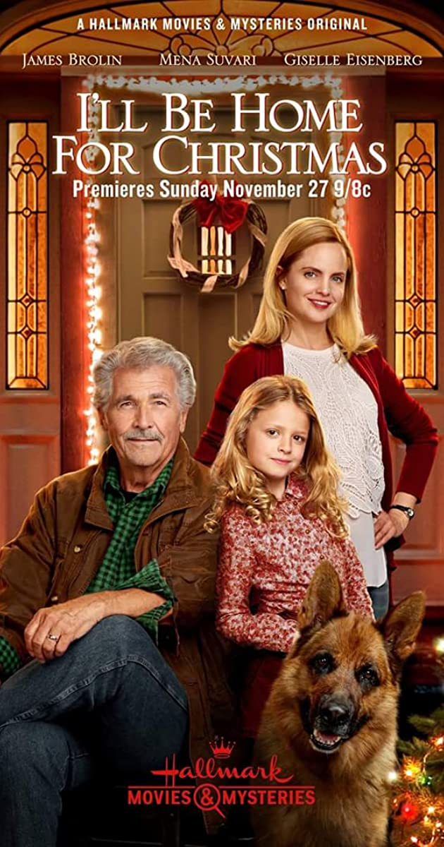 This Christmas Cast.I Ll Be Home For Christmas Tv Movie 2016 Imdb