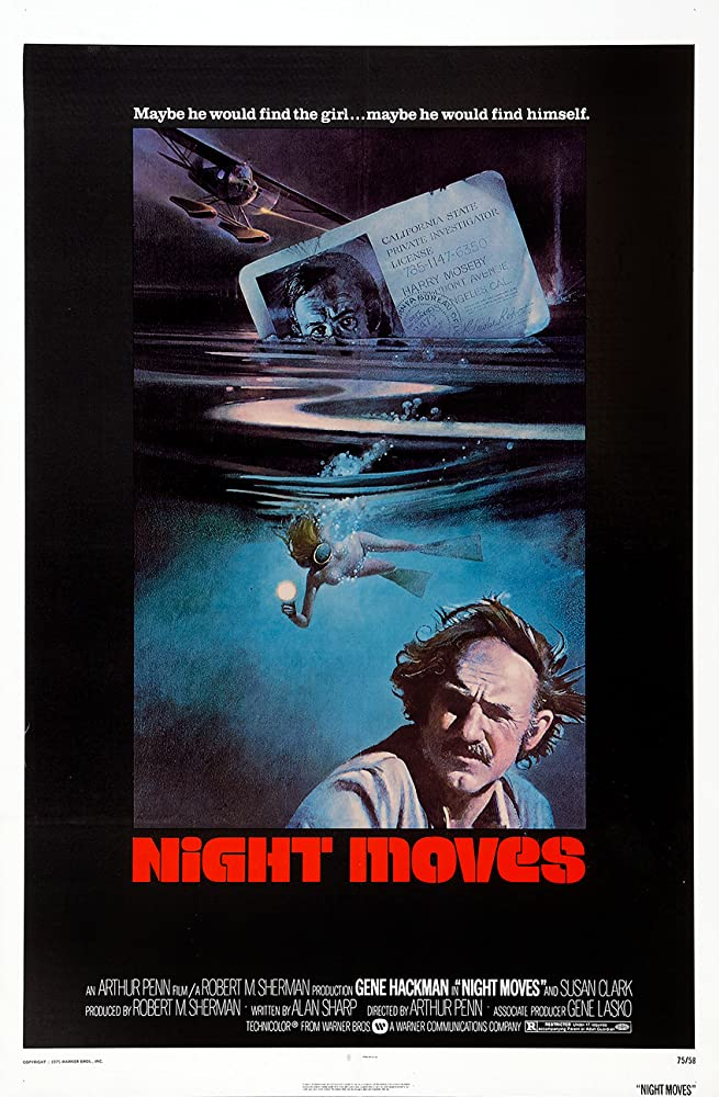Gene Hackman in Night Moves (1975)