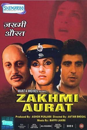 Raj Babbar Zakhmi Aurat Movie