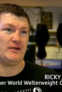 Ricky Hatton Picture