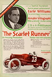 The Scarlet Runner Poster