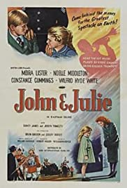 John and Julie Poster