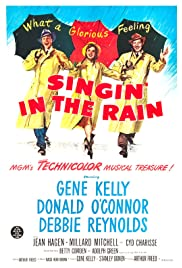 Singin' in the Rain (1952) Poster - Movie Forum, Cast, Reviews