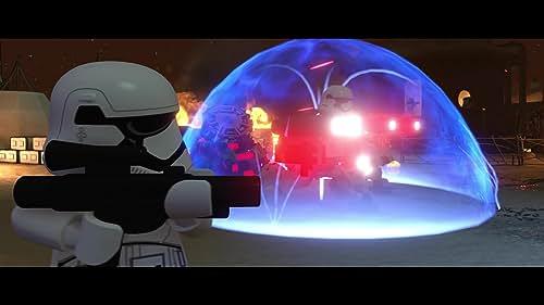 Lego Star Wars: The Force Awakens: Gameplay Vignette: Blaster Battles (UK)