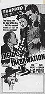 Inside Information (1939) Poster