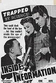 Inside Information Poster