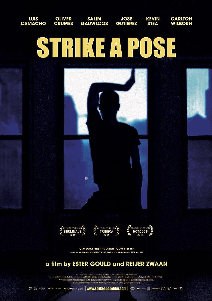 Jose Guitierez in Strike a Pose (2016)