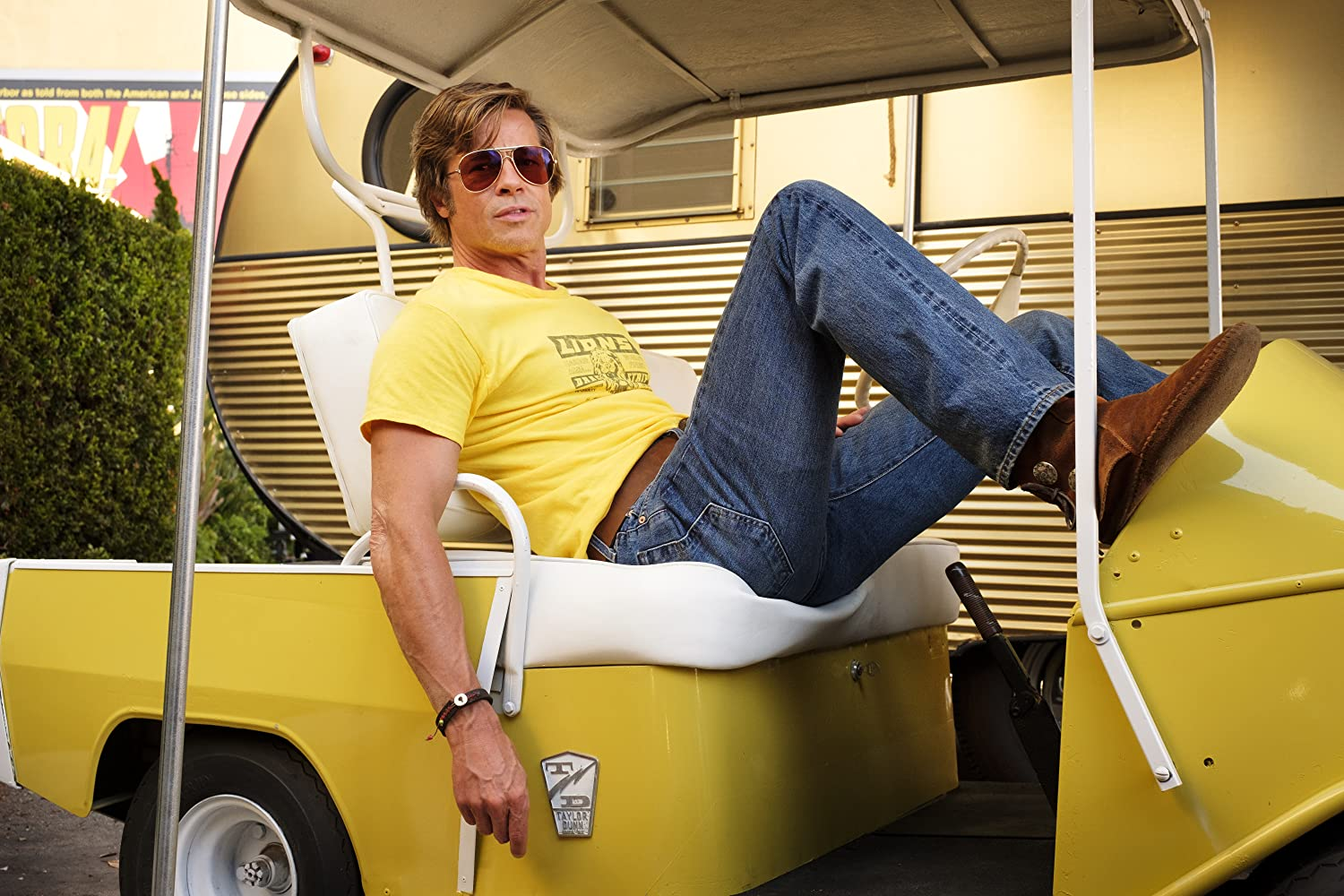 Brad Pitt in Once Upon a Time ...in Hollywood (2019)