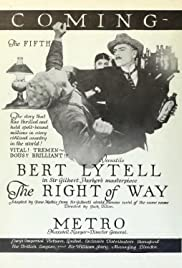 The Right of Way Poster