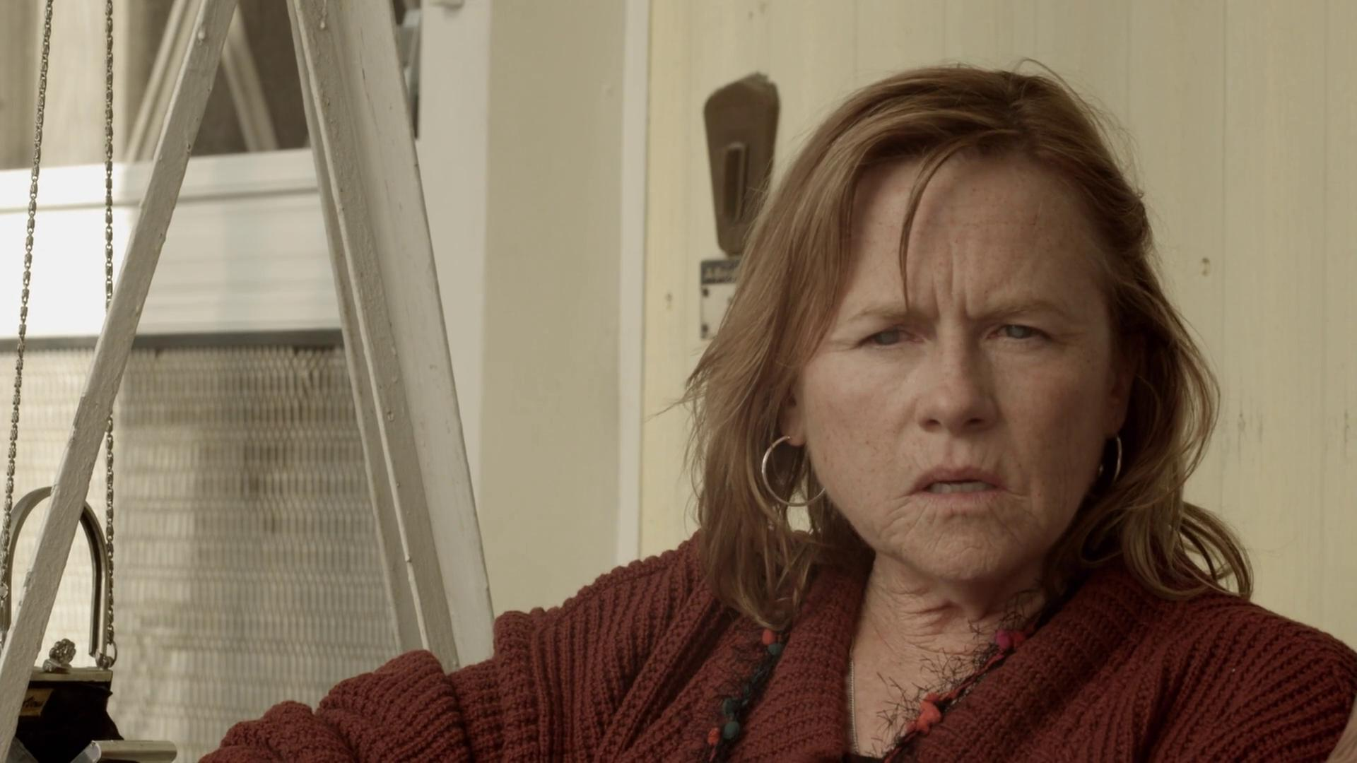 Amy Madigan in Once Fallen (2010)