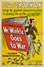 Mr. Winkle Goes to War (1944) Poster