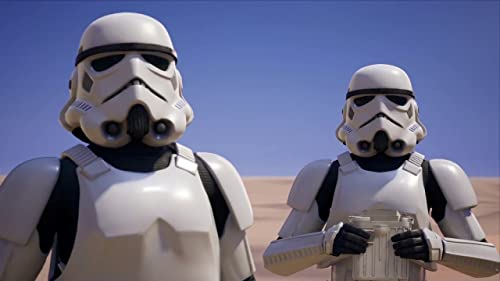 Fortnite: Imperial Stormtrooper Announce Trailer