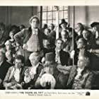 Max Adrian, Frederick Culley, A. Bromley Davenport, Robert Donat, Ian McLean, John Mills, and Robert Morley in The Young Mr. Pitt (1942)