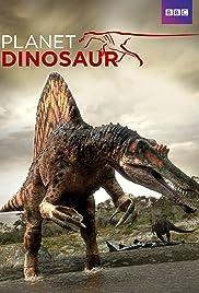 Planet Dinosaur Poster