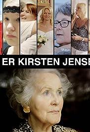 Vi er Kirsten Jensen Poster
