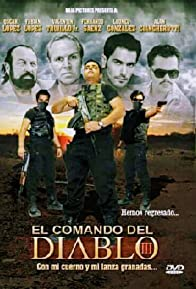Primary photo for El Comando del Diablo 3