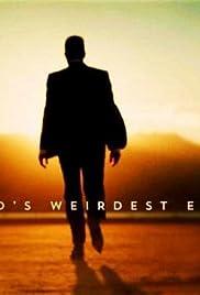 World's Weirdest Events Poster