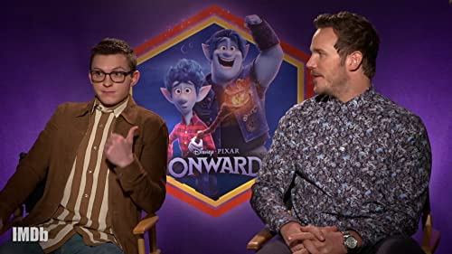 Tom Holland and Chris Pratt Pick Favorite Scenes From Each Other's Careers