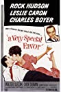 A Very Special Favor (1965) Poster