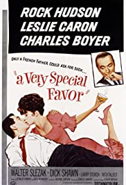 A Very Special Favor (1965) Poster - Movie Forum, Cast, Reviews