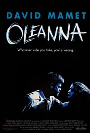 Oleanna Poster