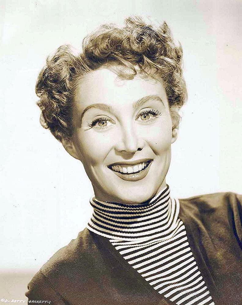 Watch Betty Garrett video