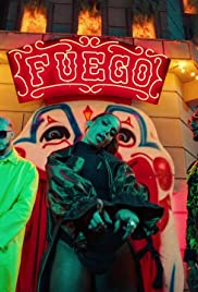 DJ Snake & Sean Paul & Anitta Feat. Tainy: Fuego Poster