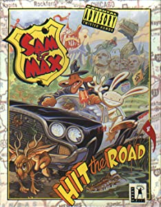 Full movie to download Sam and Max Hit the Road by Hal Barwood [hd1080p]