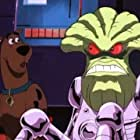Mark Hamill, Scott Innes, Kevin Michael Richardson, Neil Ross, Jim Stenstrum, B.J. Ward, and Audrey Wasilewski in Scooby-Doo and the Alien Invaders (2000)